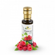 Certified Organic Cold Pressed Raspberry Seed Oil 100ml Biopurus